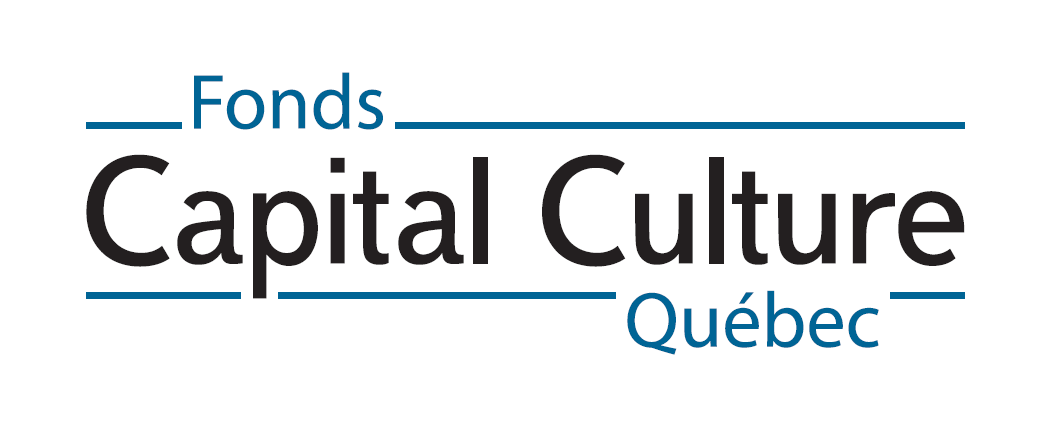 Fonds Capital Culture Québec 2017